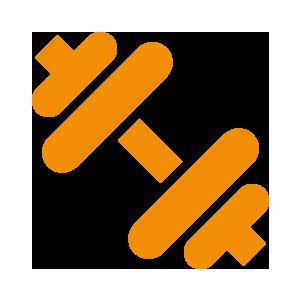 Fitnessstudio - KRAFTTRAINING